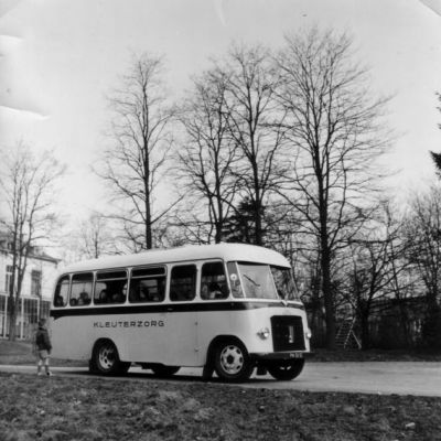 Bus Kleuterzorg