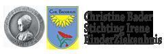 Christine Bader Stichting Irene KinderZiekenhuis